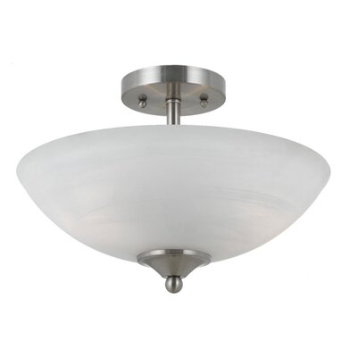 Triarch Lighting Value Series 290 Semi Flush Mount