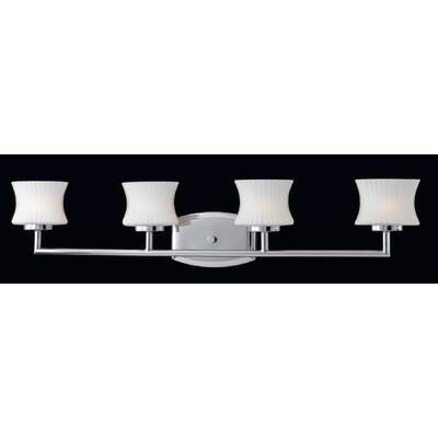 Triarch Lighting Astro 4 Light Vanity Light