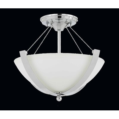 Triarch Lighting Neptune Semi Flush Mount