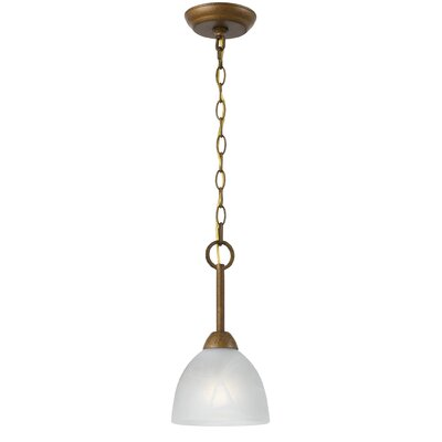 Triarch Lighting Value Series 280 1 Light Mini Pendant