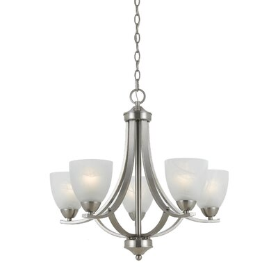 Value Series 290 5 Light Chandelier