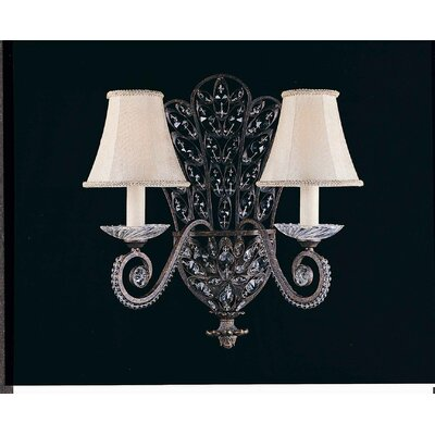 Triarch Lighting Grand 2 Light Wall Sconce