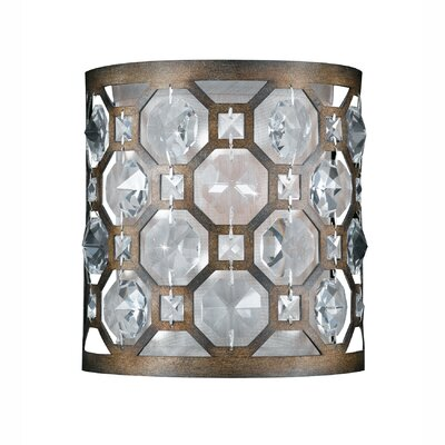 Triarch Lighting Cartier 1 Light Wall Sconce
