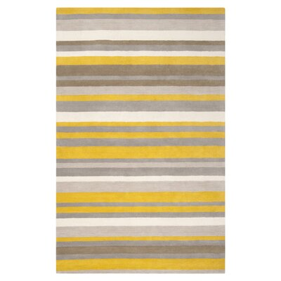 <strong>angelo:HOME</strong> Madison Square Citrine Multi Rug