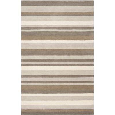 angelo:HOME Madison Square Brindle Multi Rug