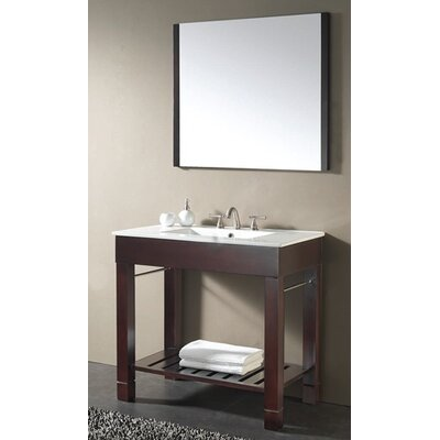 "Avanity Loft 37"" Bathroom Vanity Set"