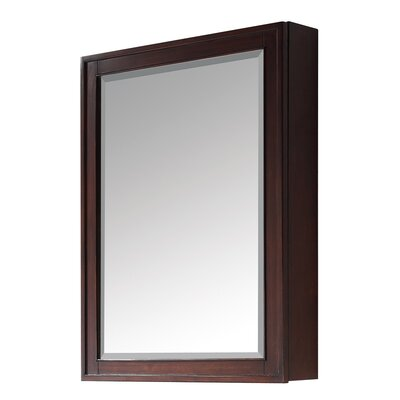 Madison Medicine Cabinet in Light Espresso