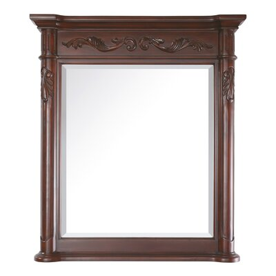 "Avanity Provence Mirror 30"" Antique Cherry"
