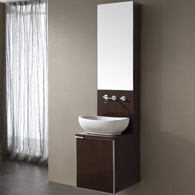 Avanity Cube Vanity Set and Mirror Cabinet