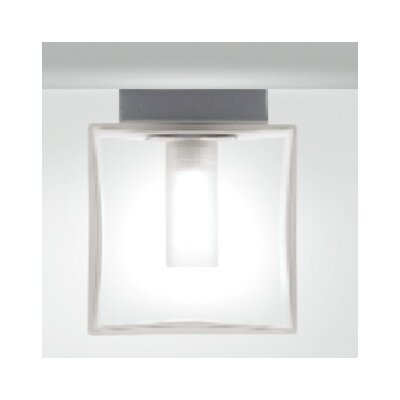 Zaneen Lighting Domino One Light Flush Mount  /  Wall Sconce
