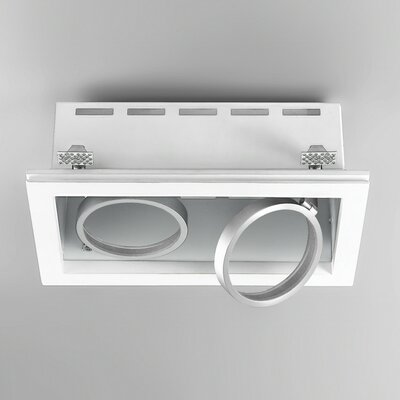 Invisibli Rectangle LED Recessed Trim