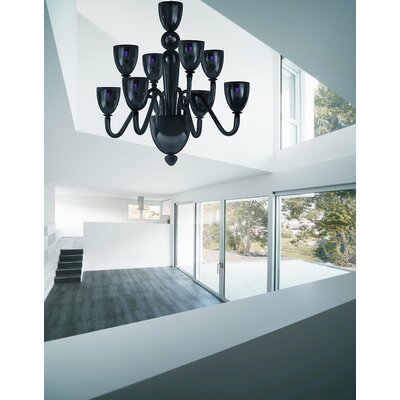 Zaneen Lighting Moma 6 Light Chandelier