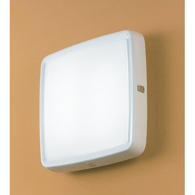 Zaneen Lighting Sq-Easy Flush Mount