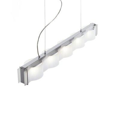 Zaneen Lighting Internos 5 Light Pendant