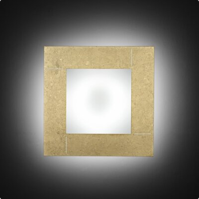 Zaneen Lighting Tara 1 Light Ceiling / Wall Sconce