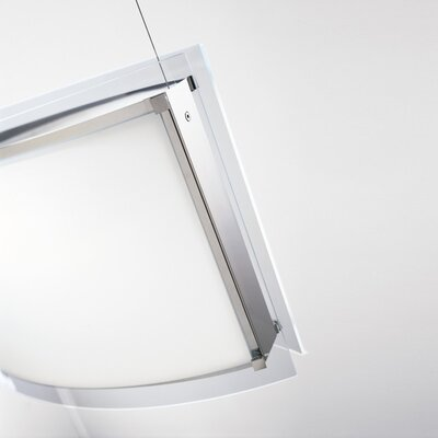 Zaneen Lighting Vision 2 Light Wall Sconce