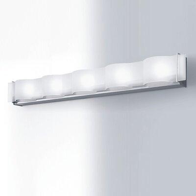 Zaneen Lighting Internos Vanity Wall Sconce Strip Light