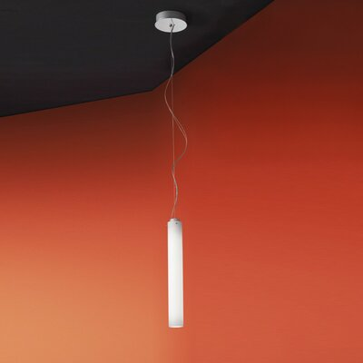 Zaneen Lighting Olly Mini Pendant in Aluminum