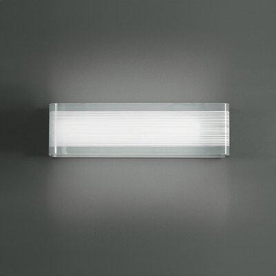 Zaneen Lighting Twist 1 Light Wall Sconce Strip Light
