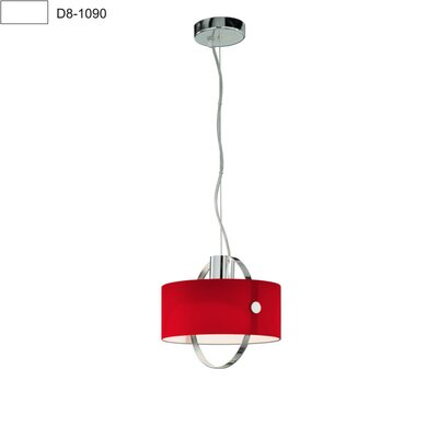 Zaneen Lighting Ring 1 Light Pendant