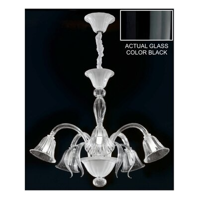 Zaneen Lighting D'Orsay Chandelier