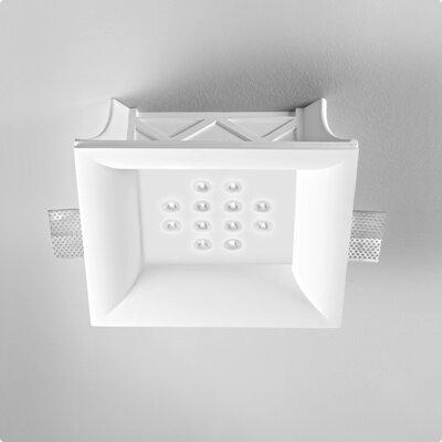 Zaneen Lighting Invisibili 12 Light Fixed LED SpotLight
