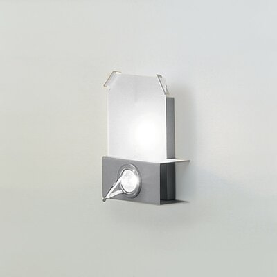 Zaneen Lighting Woody 1 Light Wall Sconce