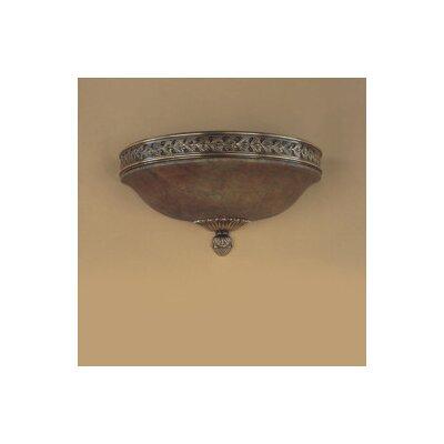 Zaneen Lighting Avila Traditional 1 Light Wall Sconce