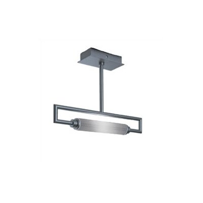Zaneen Lighting Glim Ceiling Semi Flush Mount
