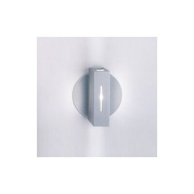 Zaneen Lighting Wall Bloc Vertical Contemporary 1 Light Wall Sconce