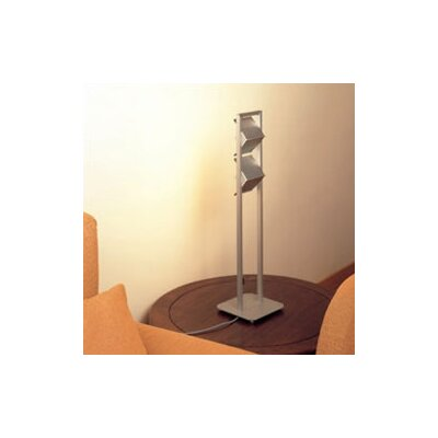 "Zaneen Lighting Loft 24"" Contemporary Table Lamp"