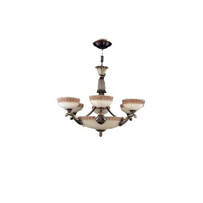 Zaneen Lighting Alicante Traditional Chandelier