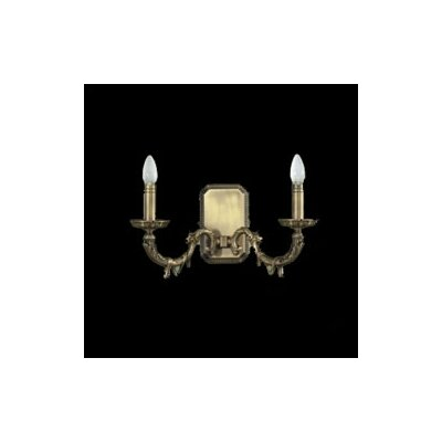 Zaneen Lighting Palencia II Traditional Wall Sconce in Dark English Bronze