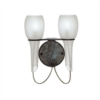 Zaneen Lighting Pavia 2 Light Wall Sconce