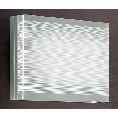 Zaneen Lighting Twist 2 Light Wall Sconce