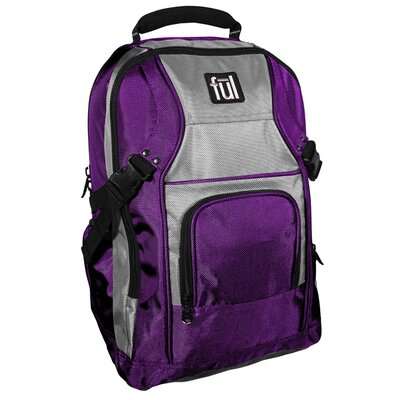 FUL Heart Breaker Backpack in Purple