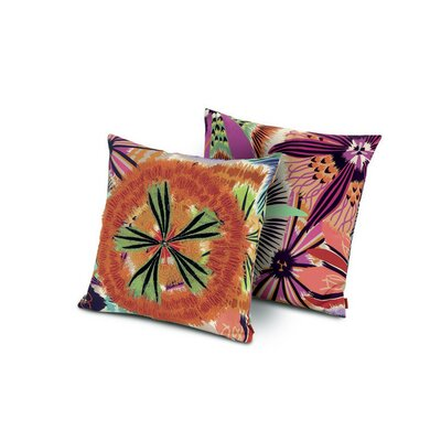 Missoni Home Neda Embroidered Pillow