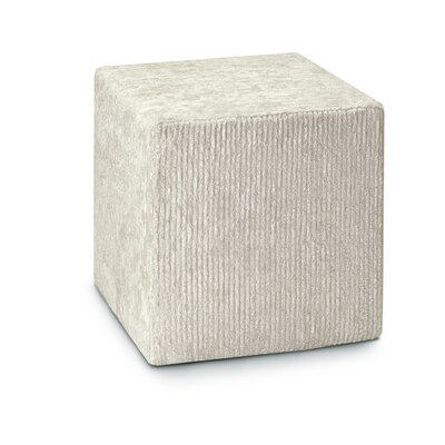 Missoni Home Papavero Patch Ovens Pouf Cube Ottoman