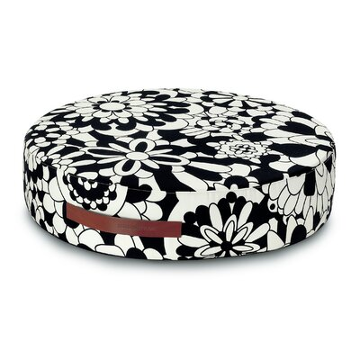 Vevey B and N Round Floor Cushion