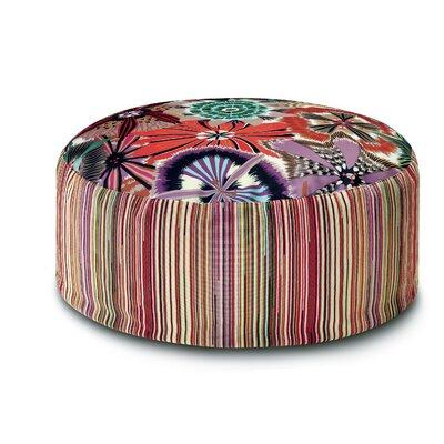 Missoni Home Master Classic Treviva Omdurman PW Pouf Bean Bag Ottoman
