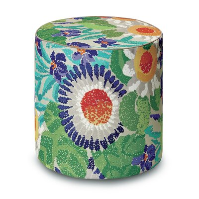 Missoni Home Margherita Pointillee Ocala Pouf Ottoman