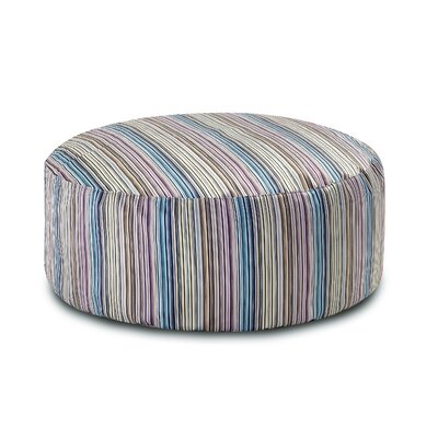 Missoni Home Jenkins Pouf Bean Bag Chair