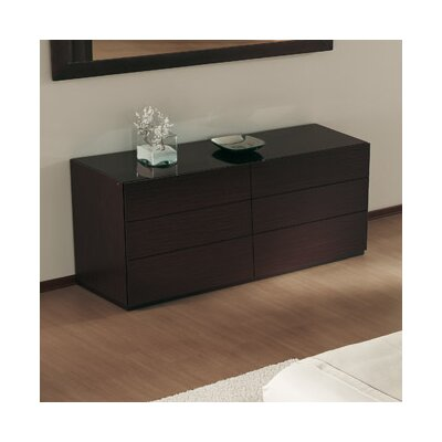 Calligaris City 6 Drawer Dresser