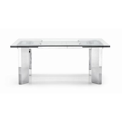 Calligaris Tower Adjustable Extension Dining Table
