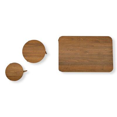 Calligaris Symbol Rectangular Coffee Table Set