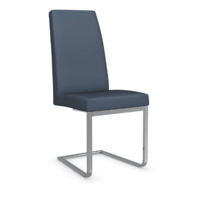 Calligaris Meryl Upholstered Cantilever Side Chair
