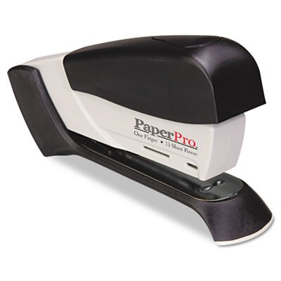 Accentra, Inc. Paperpro Compact Stapler, 15-Sheet Capacity