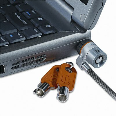 Acco Brands, Inc. Kensington Laptop Computer Microsaver Security Cable with Lock