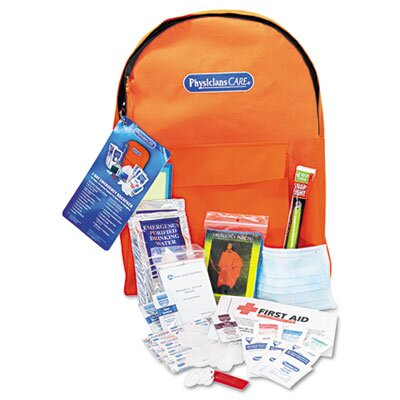 Acme United Corporation Personal Emergency First Aid Kit, Back Pack