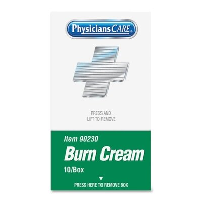 Acme United Corporation Burn Cream Packet (10 Per Box)
